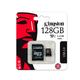 Карта памяти microSDHC Kingston 128 Gb (UHS-I. class 10)